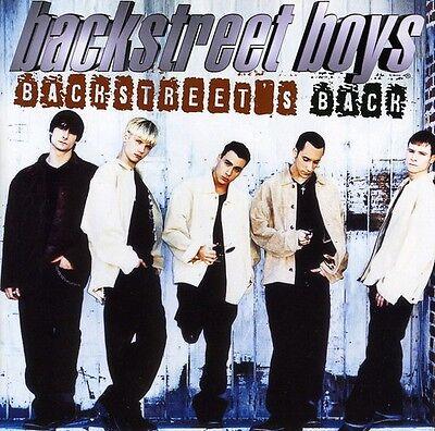 Backstreet Boys   Backstreets Back  New Cd