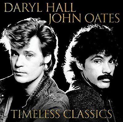 DARYL HALL AND JOHN OATES TIMELESS CLASSICS VINYL 2-LP SET (HITS / VERY BEST OF)
