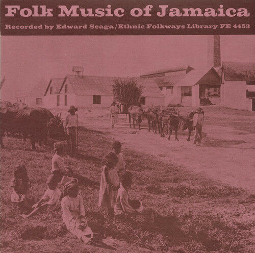 Various Artists - Folk Music Of Jamaica / Various [new Cd]