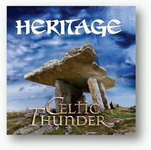 Celtic Thunder - Heritage [CD New]