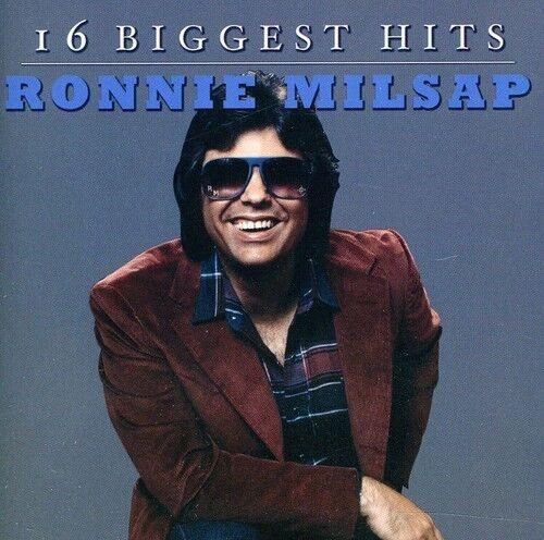 Ronnie Milsap - 16 Biggest Hits [new Cd]