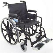 Extra Wide Wheelchair