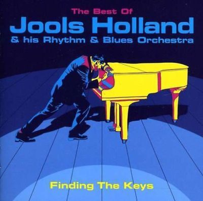 Finding the keys Best of Jools Holland CD Sealed !