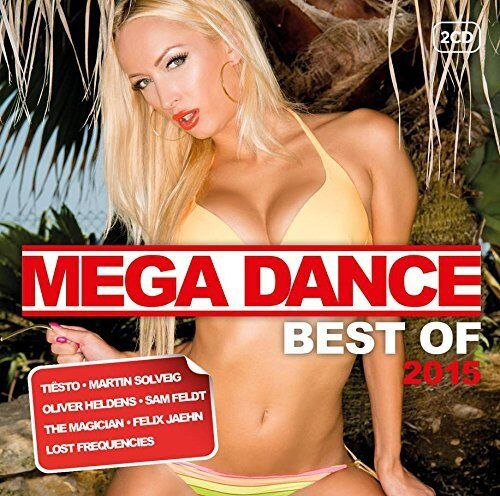 Mega Dance Best Of 2015 [CD]