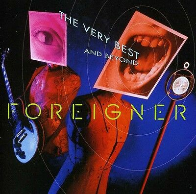 Foreigner   Very Best   Beyond  New Cd