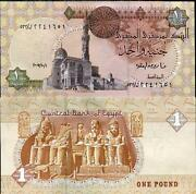 Egypt 10 Pounds