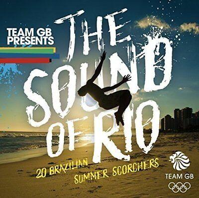 Team Gb Präsentiert The Sound Of Rio 2016 20-track Neue CD Album / Verpackt