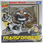 Transformers Action Figures Buzz Lightyear