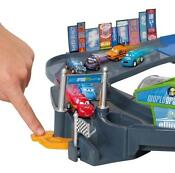 Toy Car Racing Track