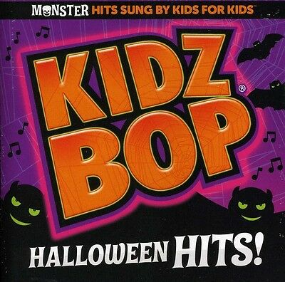 Kidz Bop Kids   Kidz Bop Halloween Hits  New Cd