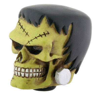 - Frankenstein Skull Universal Shift Knob.Stick.Manual.Drag Shifter.Hot Rat Rod