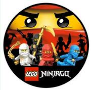 Ninjago Stickers