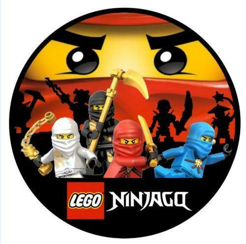 Ninjago Stickers | eBay
