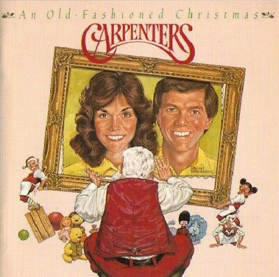 Carpenters - An Old Fashioned Christmas (CD, 2001, JAPAN, UICY-3251) NM