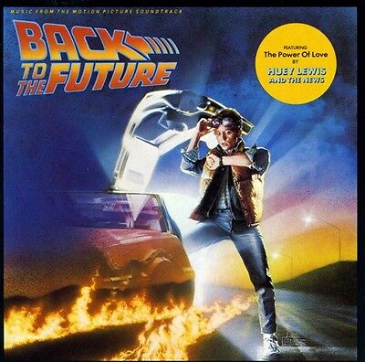 Various Artists   Back To The Future  Original Soundtrack   New Cd