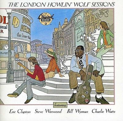 Sessions Cd Album - Howlin' Wolf - London Sessions [New CD]