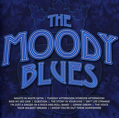 The Moody Blues - Icon [new Cd]