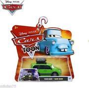 Disney Cars Van