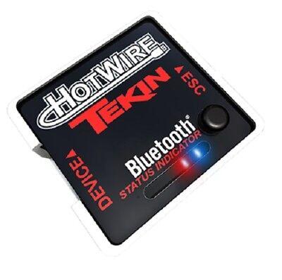 Tekin HotWire 3.0 Bluetooth ESC Programmer TEKTT1452 for sale  Ukiah