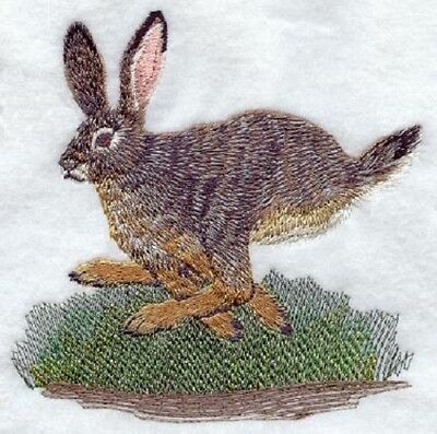 Embroidered Fleece Jacket - Jackrabbit Running M1729 Sizes S - XXL