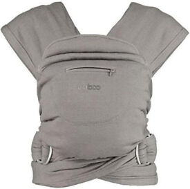 Organic cotton Caboo baby carrier