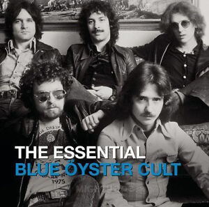 BLUE ÖYSTER CULT The Essential 2CD NEW Best Of Blue Oyster Cult