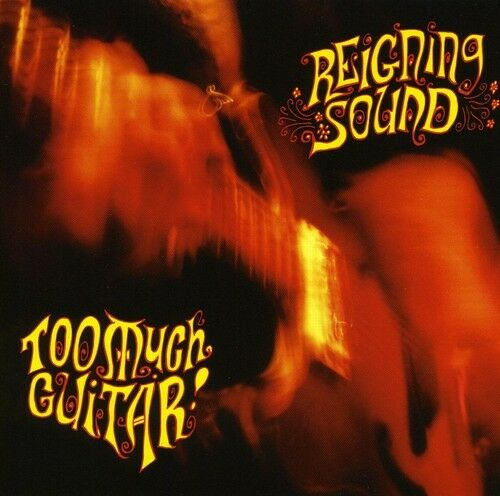 The Reigning Sound - Too Much Guitar [New CD]