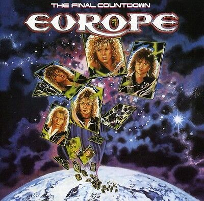 Europe   Final Countdown  New Cd