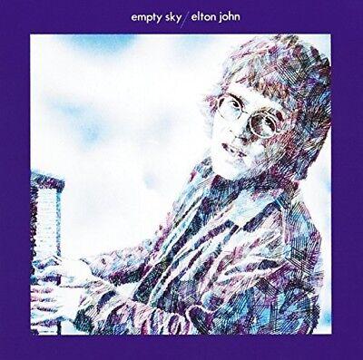 Elton John   Empty Sky  New Vinyl Lp