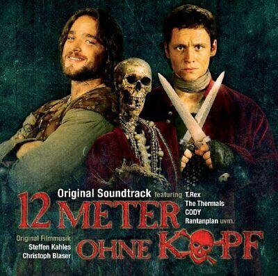 Usado, 12 Meter ohne Kopf + CD + T.Rex, Thermals, Jupiter Crash, Steffen Kahles/Chir... segunda mano  Embacar hacia Spain