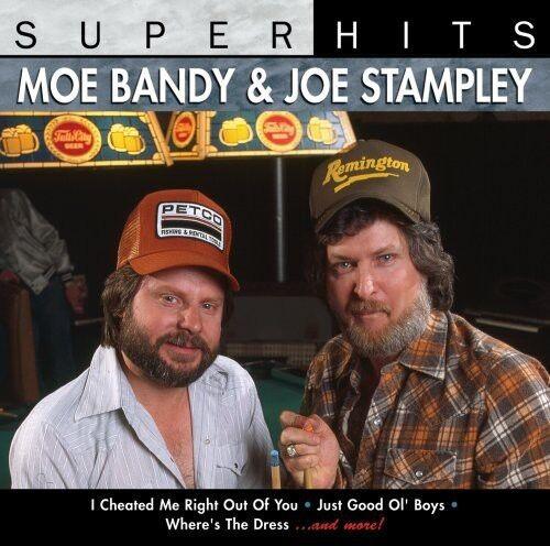 Moe Bandy - Super Hits [New CD]
