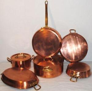 copper cookware 3mm