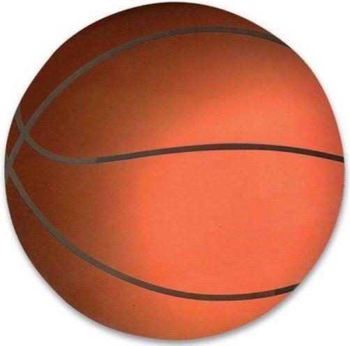 (100) BASKETBALL Car Magnets - Sports NBA / Fridge /  5 & 1/2 inch - wholesale