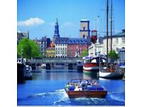 Copenhagen, Denmark. Hotel Room Reservation For Sale **** Bargain Price*****