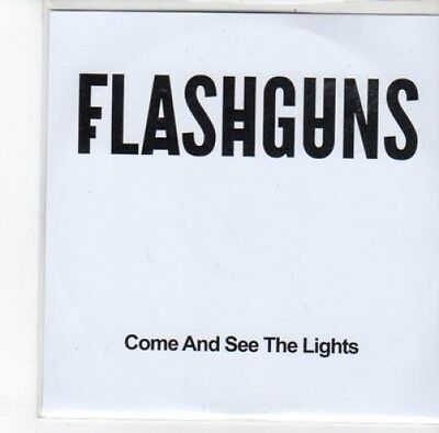 (DK84) Flashguns, Come and See The Lights - 2010 DJ CD