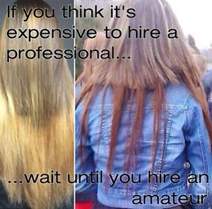 SUPER CHEAP HAIR EXTENSIONS!! Prince George British Columbia image 2