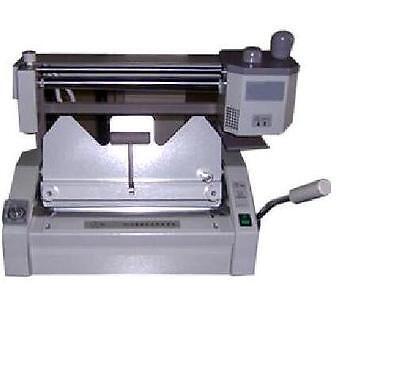 New Desktop Electric Glue Binding Binder Machine 18.413