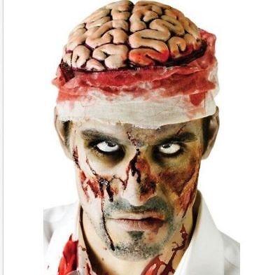 Blutiges Gehirn Dekoration Halloween Halloweendekoration Zubehör Halloween Party
