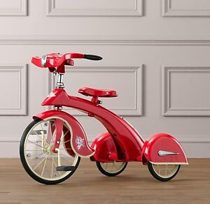 Red Junior Sky King Tricycle by Airflow Collectibles