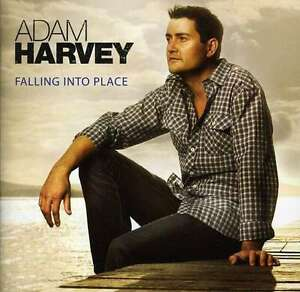 ADAM HARVEY Falling Into Place CD BRAND NEW