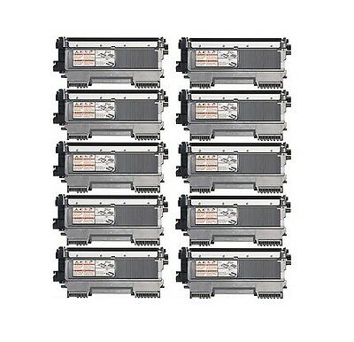10pk Hi-yield Toner For Brother Tn450 Tn420 Hl2270 2280 D...