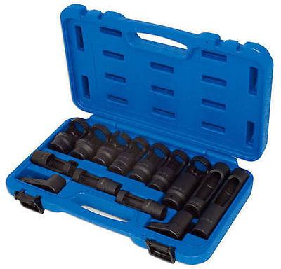 LASER TOOLS Diesel Injector Lambda Oxygen Sensor Socket MASTER REMOVAL Set 14pce