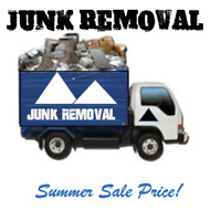 Junk removal, All INCLUSIVE low rates, Call, Text 587-500-4568