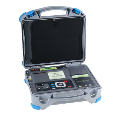 Metrel MI 3205 TeraOhmXA 5kV Insulation Tester 15TΩ Industrial Set Resistance