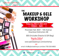 The Makeup and Gele Workshop