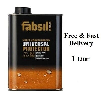 Granger's Fabsil GOLD 1 Litre Waterproofer HIGH STRENGTH Waterproofing 1L New