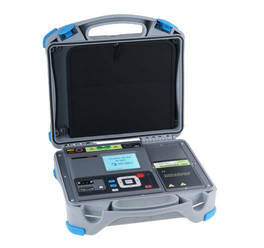 Metrel MI 3210 TeraOhm XA 10kV Insulation Tester MegOhmMeter Standard Set
