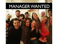 CAMDEN award-winning restaurant looking for passionate and fun managers