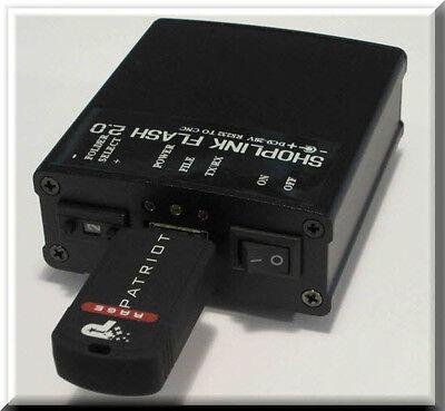 Haas Usb Flash Memory Upgrade For Haas Cnc Send-receive Dnc Drip Feed Via Rs232