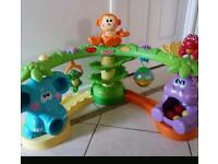 Fisher price crawl and cruise jungle toy